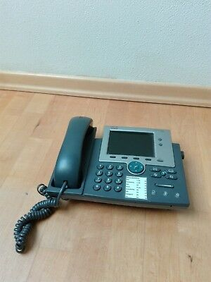 CISCO IP Phone CP-7945G Gig Ethernet Color spare