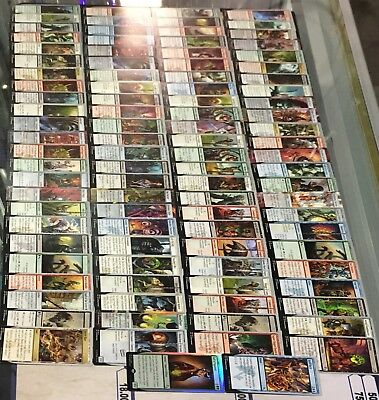 MTG Magic the Gathering Unstable LOT 98 Rares, Uncommons And Commons!