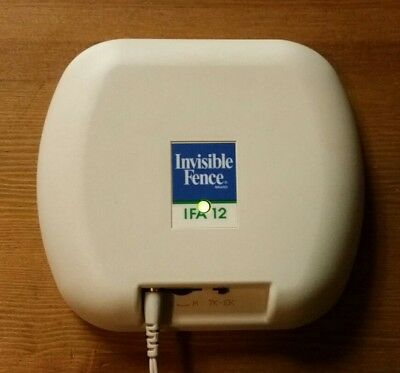 INVISIBLE FENCE Indoor Wireless Transmitter - IFA12 - Inside Barrier ...