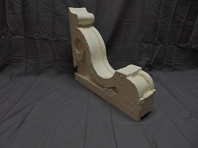 Antique Wood Corbel Bracket Victorian Gingerbread Shabby Old Vtg Chic 263-18P