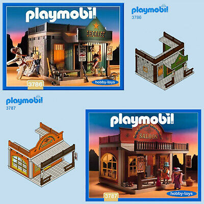 Playmobil * SHERIFF'S OFFICE 3786 7378 * Spares Parts * Max UK P&P £2.99/ORDER *