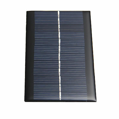 6V 1W Solar Panel Module DIY For Light Battery Cell Phone Toys Chargers ATF