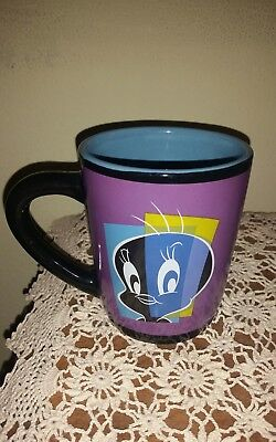 Looney Tunes Tweety Bird Mug, 1999 Warner Bros., Applause (Used/EUC)