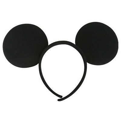 Mickey Mouse Ears Deluxe Headband Costume Accessory