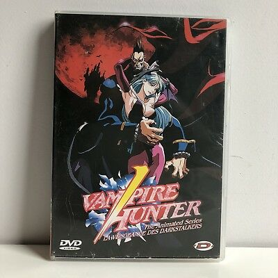 Vampire Hunter DARKSTALKERS Manga Anime DVD NL Subs