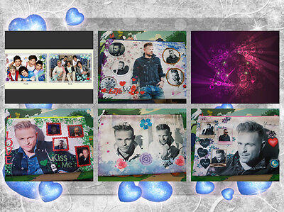 Westlife Nicky Byrne One Direction All purpose Cosmetic bag