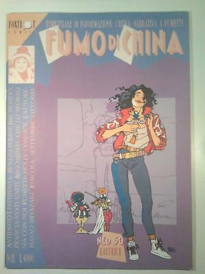 FUMO DI CHINA #18 Ned 50 1993