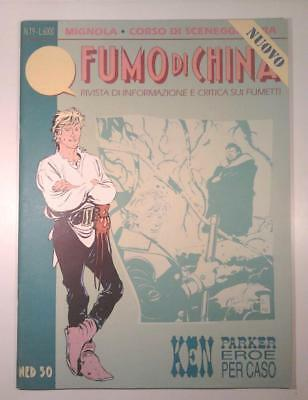 FUMO DI CHINA #19 Ned 50 1993 Ken Parker - Mike Mignola - Robert Crumb