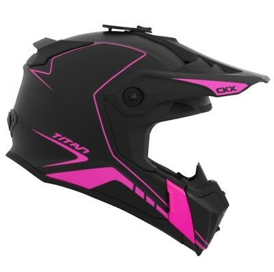 Atlas - Sold separately CKX Titan Off-Road Modular Helmet, Winter  Part# 507002#