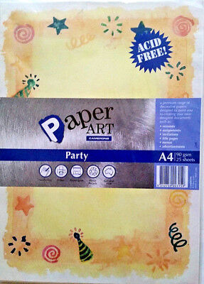 A4 Art Paper 25 Sheets For Resume, Assignment, Invitation, Menu, Title Page, Ads