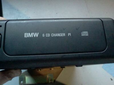 BMW E38 7 Series 750IL Parts 1994-2001 cd player 6 disk