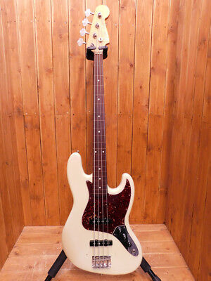 Fender Custom Shop / 1964 Jazz Bass NOS Fretless Mod Electric Bass Guitar (Used)