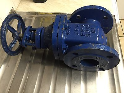 "2.1/2"" Gate Valve 63.5 mm Water Slurry Chemical"