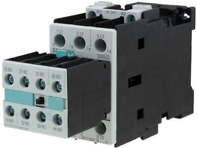 3RT1026-1BB44 Contactor3-pole Auxiliary contacts NC x2NO x2 24VDC 25A