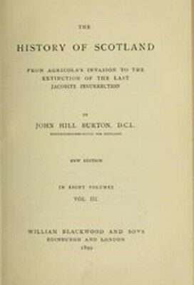 History of Scotland from Agricola's invasion to...in Kindle epub & Pdf formats