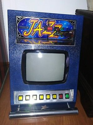 Slot Machine jazz del 1999 video poker     modernariato