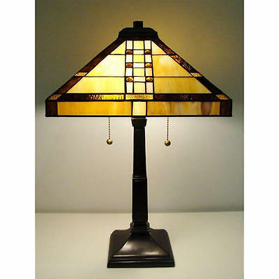 Brackley Mission Style Table Lamp