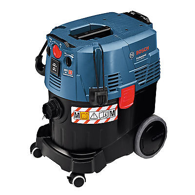 Bosch GAS 35 M AFC Pro Dust Extractor Wet & Dry Vacuum Class M 1380W GAS35 110V