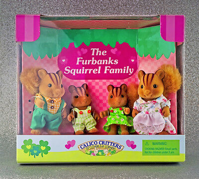 CALICO CRITTERS OINKS Pig Family Set NRFB Retired CC1470 - $89.99 ...