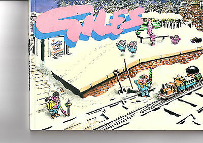 The Giles Book of Cartoons –Forty-fourth Series – 1990