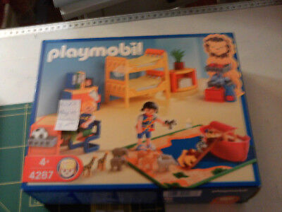 Playmobil 4287 kinderzimmer eur 2 75 picclick de for Playmobil kinderzimmer 4287
