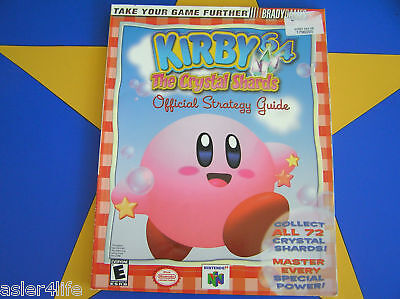 Kirby 64 The Crystal Shards - Strategy Guide