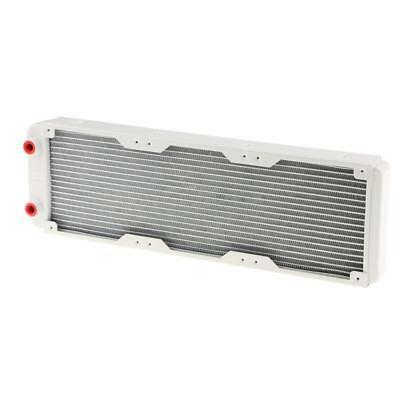 360mm Computer PC G1/4 18Line Radiator Water Cooling Cooler for CPU Heatsink
