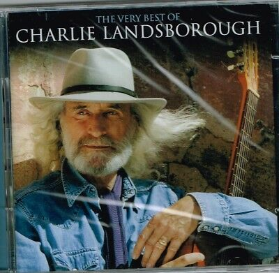 """""""The Very Best of CHARLIE LANDSBOROUGH"""" Brand New DOUBLE CD 36 Tracks - COUNTRY"""