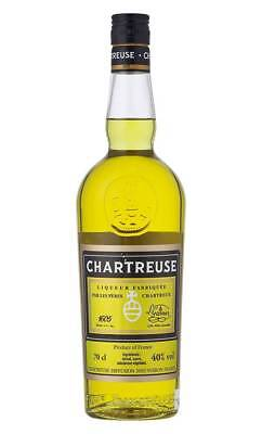 Chartreuse Yellow French Herbal Liqueur 700ml