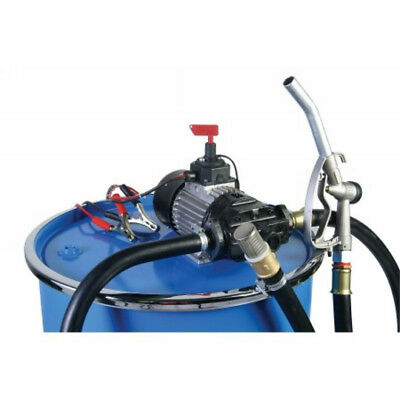Macnaught 12V Manual High Flow Diesel Pump L-HFPM12V