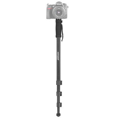"Neewer 67"" Alluminium Alloy 4 Sections Pro Camera Lightweight Monopod Stand"