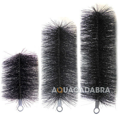 "Black Knight 8"" Filter Brushes Genuine Media Filtration Fish Koi Garden Pond"