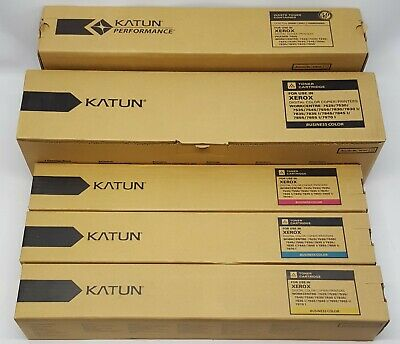 Xerox 006R01513 006R01514 006R01515 006R01516 Genuine Toners & Drum Cartridge