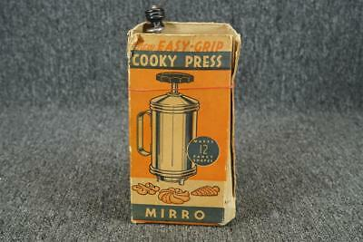 Vintage Mirro Easy-Grip Cooky Press