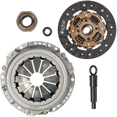 CLUTCH KIT PERFECTION for 1988 HONDA CIVIC CRX 1.5L 1.6L SOHC D15 D16