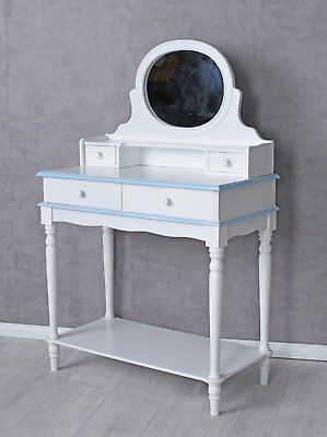 Dressing Table Console Table Make-Up Table White Vanity Makeup Table