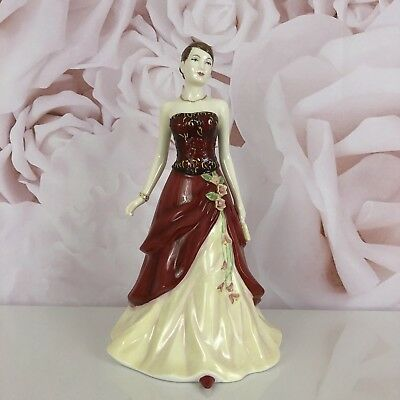 Royal Doulton~Emily 2005~Figure of the Year 2005~Pretty Ladies~4817~Bone China