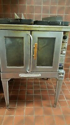 Blodgett Single Convection Oven  Natural Gas commercial