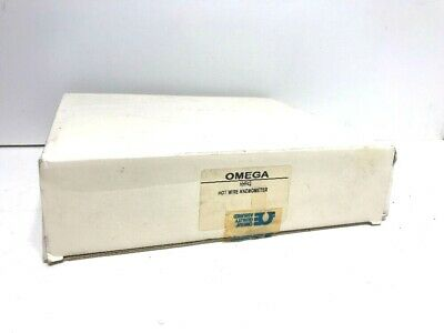 Omega Engineering HHF42 Economical Hot Wire Anemometer With Probes And Case