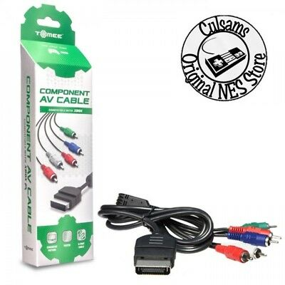 NEW Component HD Audio Video AV Cable for Microsoft Xbox with Guarantee