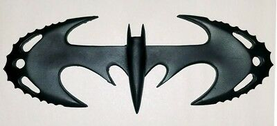 Batman Batarang Resin Movie Prop Ice Rang Batman & Robin