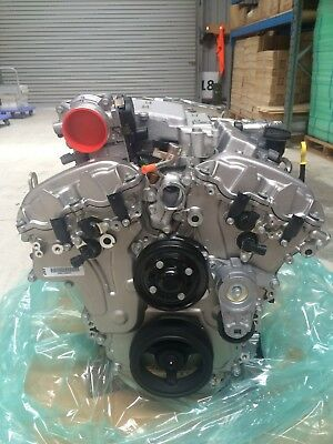 Gm Lp9 A28Net 2.8 Litre V6 Turbocharged Service Engine Assembly