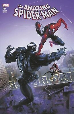 Amazing Spiderman 797 Clayton Crain Comicxposure Variant Nm Red Goblin