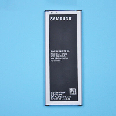 New Genuine EB-BN916BBC Battery 3000mAh for Samsung Galaxy Note 4 N9100 Duos