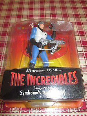 Disney Pixar The Incredibles - Syndrome's Island Guard