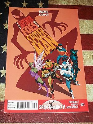 The Superior Foes Of Spider-Man #1 (2013) Marvel Comics   Vf/nm Condition