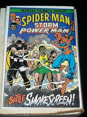SPIDER-MAN, STORM, AND POWER MAN (1982 Series) #1  1ST  PRINT