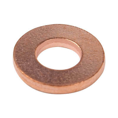 M8 COPPER WASHER (2-PACK) FOR CYLINDER STUDS GY6 150cc MOTORS