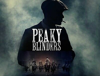 Peaky Blinders Tv Poster A5..A4. A3..A2 options 260gsm