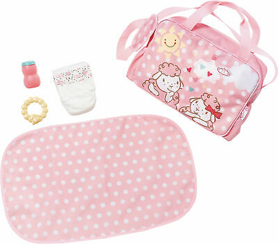Neu Zapf Creation Baby Annabell® Wickeltasche 7225443